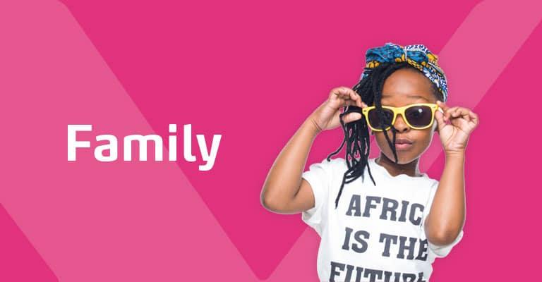dstv family channels