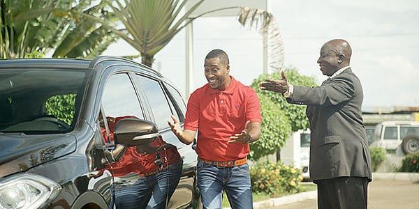 car loans ghana