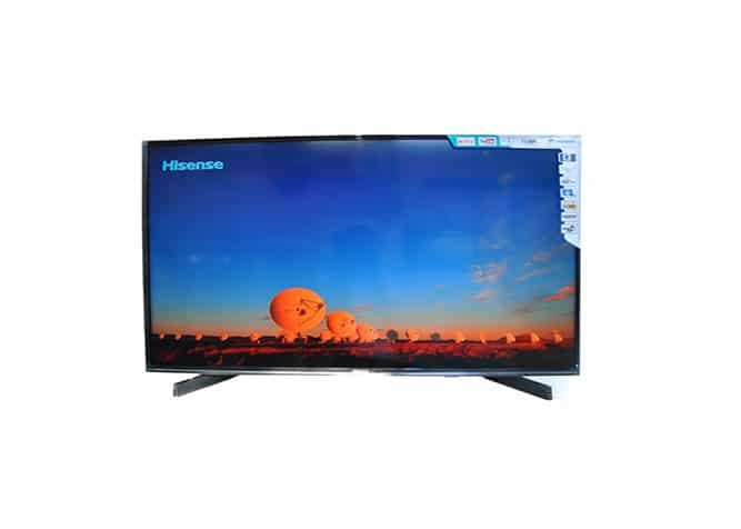 hisense tv prices