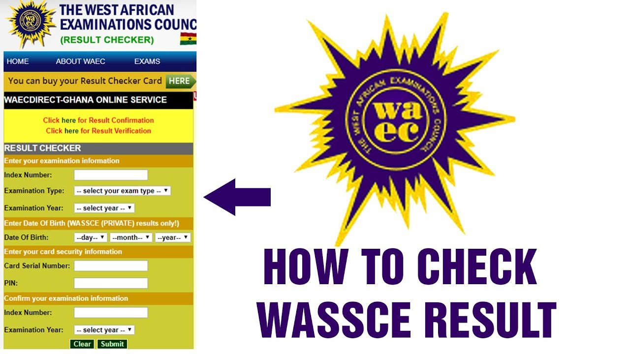 WASSCE 2019 Results Released. How to Check your Results Using Phone