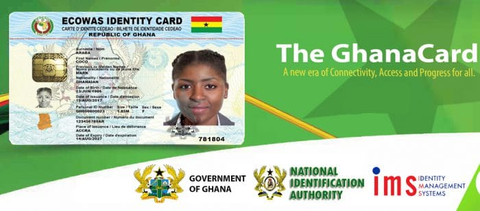 Ghana Card Registration: Requirements, Centres and Deadline.