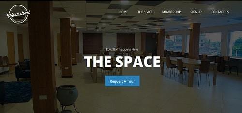 coworking space ghana