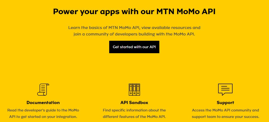 momo API