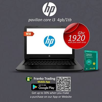 Franko Laptop Prices In 2021. Best Deals and Promo.