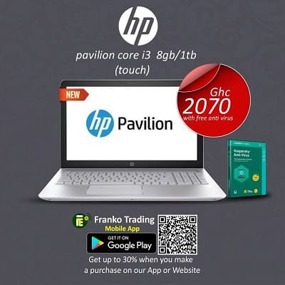franko hp laptop prices