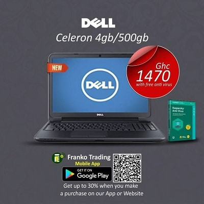 Franko Laptop Prices In 2020. Best Deals and Promo.