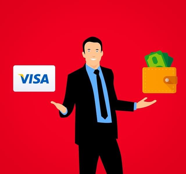 visa card in ghana