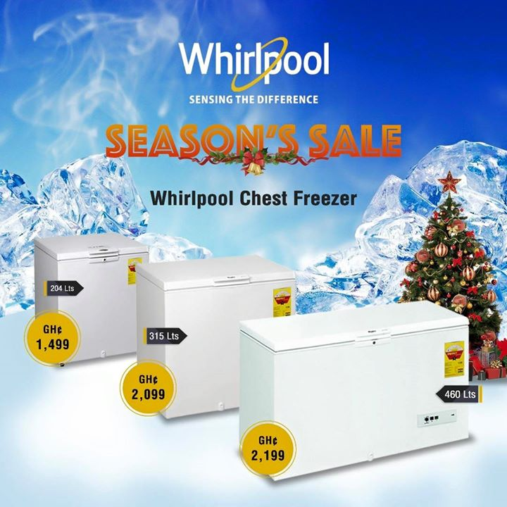 whirlpool fridge prices