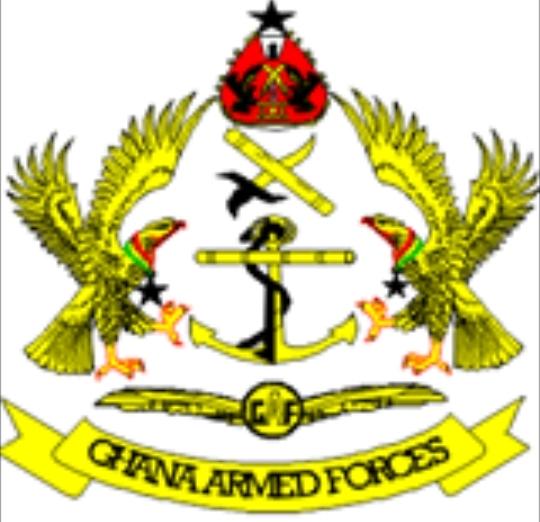 Online Registration for Ghana Armed Forces.