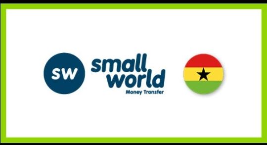Small World Money Transfer.