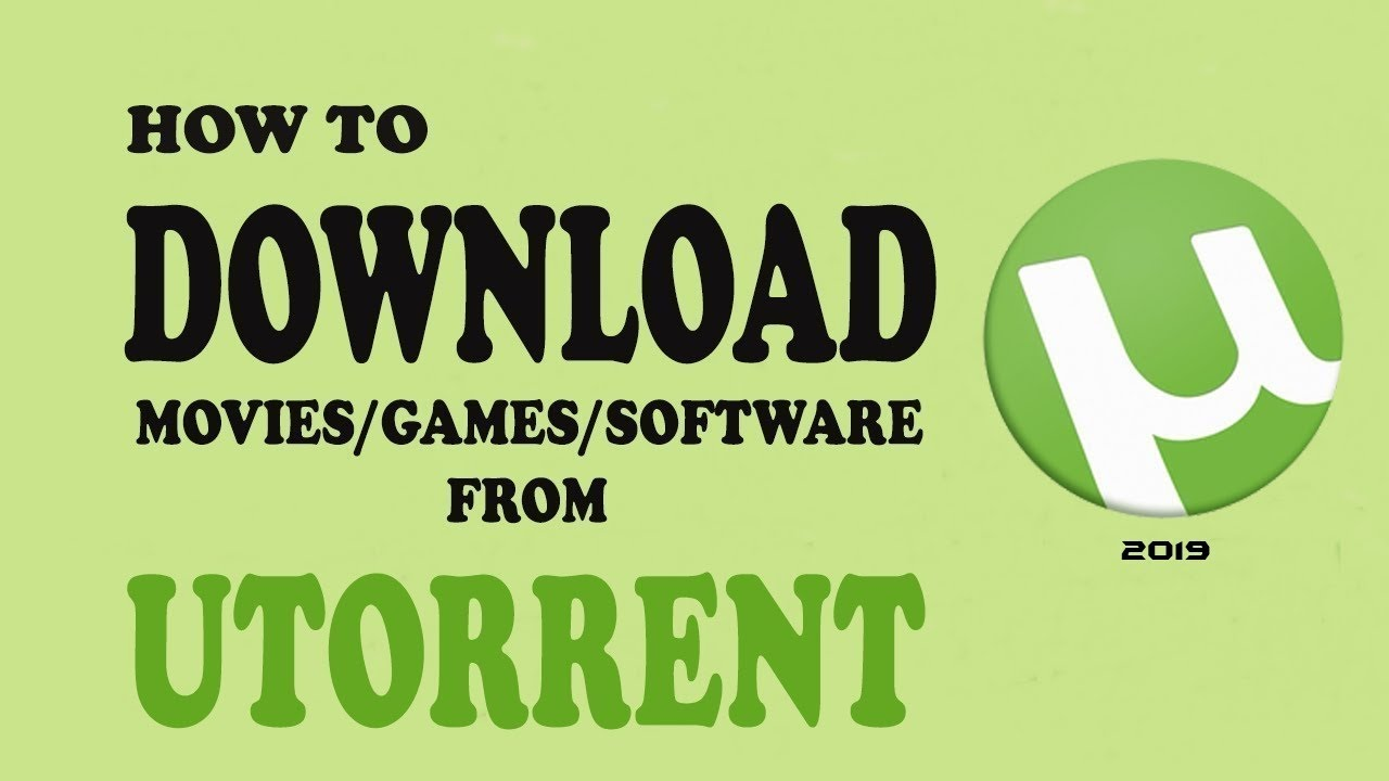 How to Download With uTorrent.