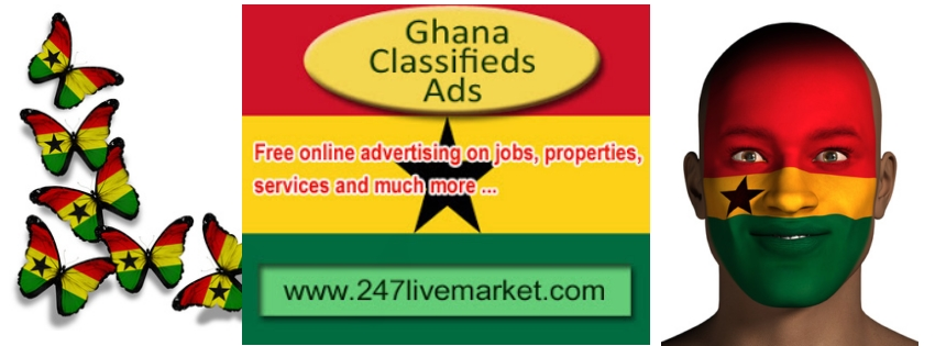 Classified Ads Sites in Ghana.