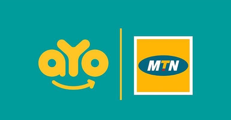 How to claim MTN aYo